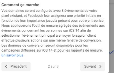 Il existe un gros problème pour les annonceurs qui font des publicités sur Facebook (et cela devrait toucher les autres plateformes publicitaires, après tout pourquoi Apple ne bloquerait que Facebook ?). Cela concerne iOS 14. Et les publicités sur Mobile.