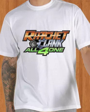 Ratchet-and-Clank-All-4-One-White