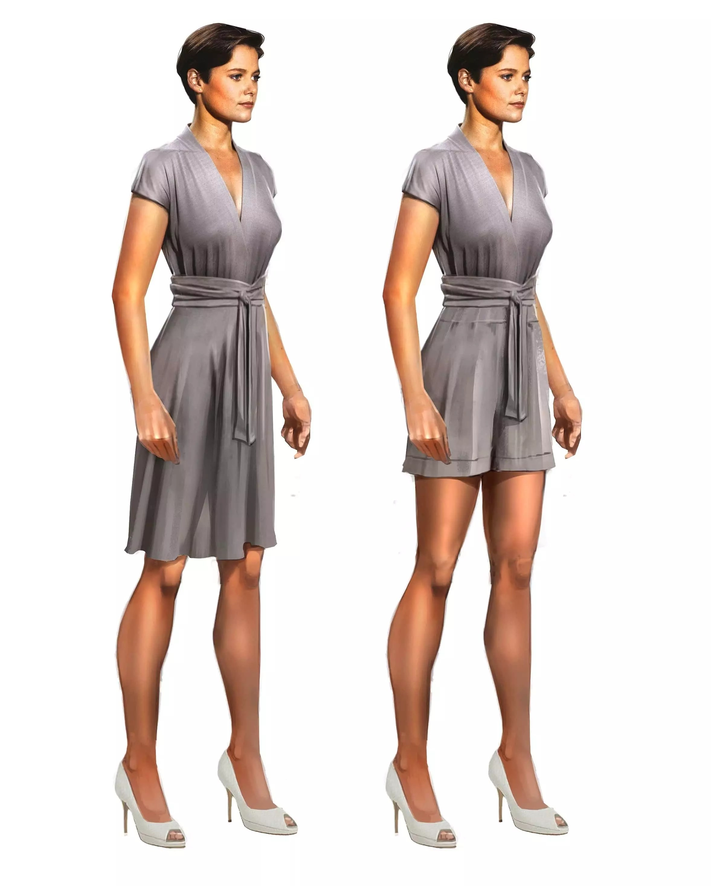 007 Legends - Pam Bouvier (Licence to Kill)
