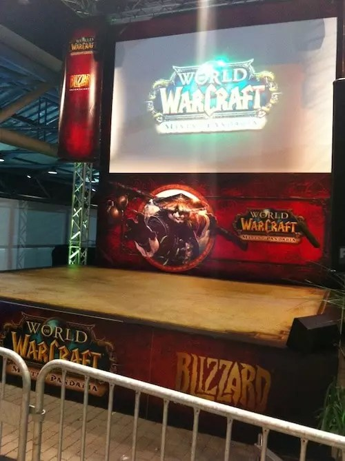 mists of pandaria evento