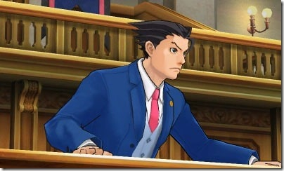 Phoenix Wright 5 gameplay