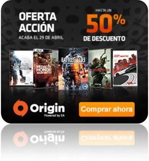 origin oferta 50%