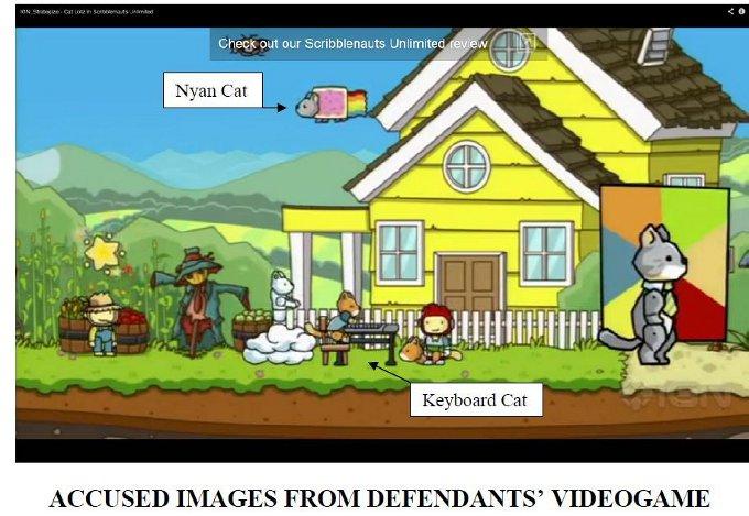 Nyan Cat Warner Bros