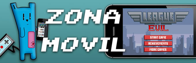 ARTICULO ZONA MOVIL league of evil