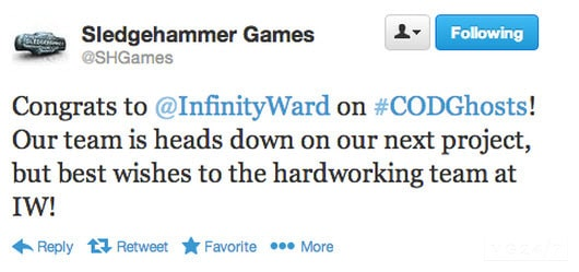 Call of Duty Twitter