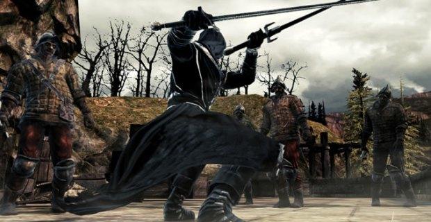 dark souls II gamescom 12