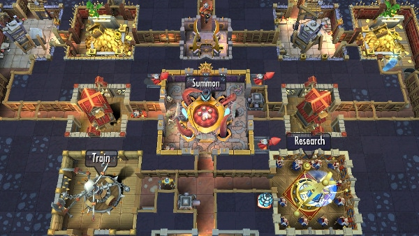 dungeon keeper movil 1
