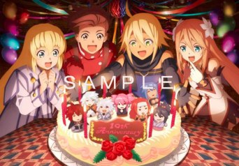 tales of symphonia chronicles 10 aniversario 1