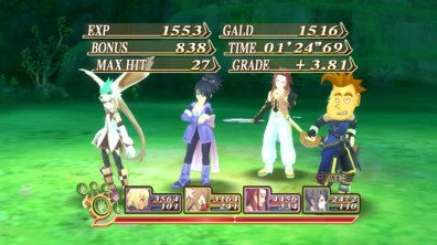 tales of symphonia chronicles 10 aniversario gameplay 9