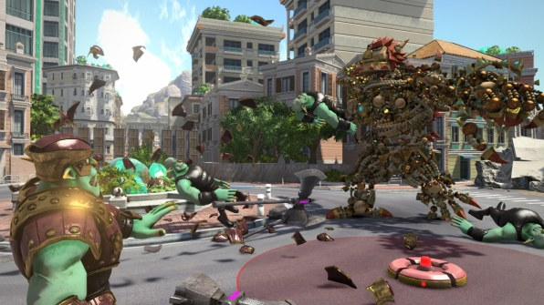 Knack Screenshot 4