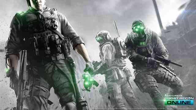 ghost recon online splinter cell