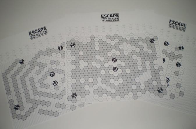 EFAIOS mapas