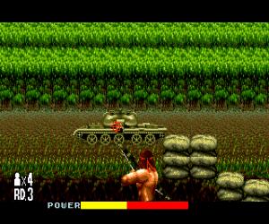 Rambo III Mega Drive