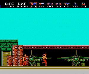 Rambo NES