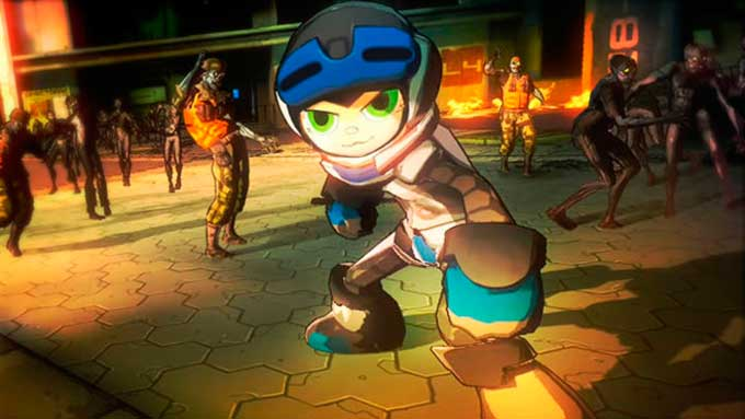 Mighty No.9 Ninja Gaiden Z