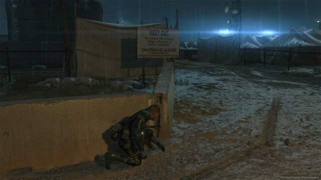 Ground Zeroes PS3