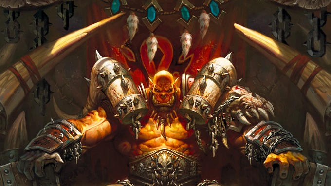 Hearthstone Garrosh