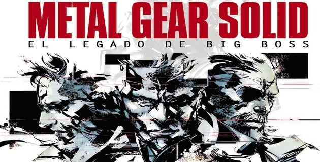 Metal Gear Solid El legado de Big Boss