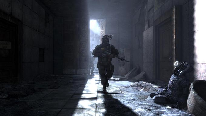 Metro 2033 Interior 1