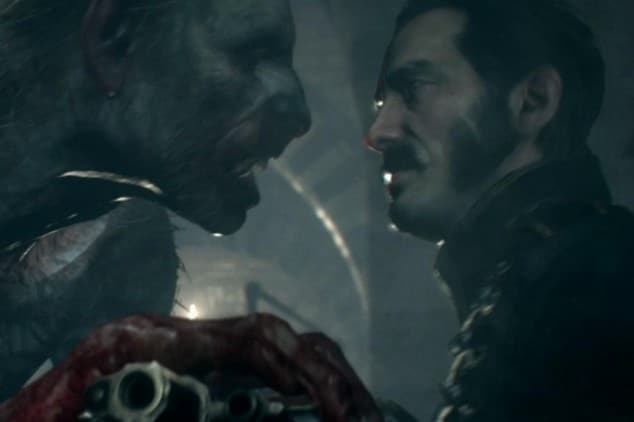 The_Order_1886_Lycan