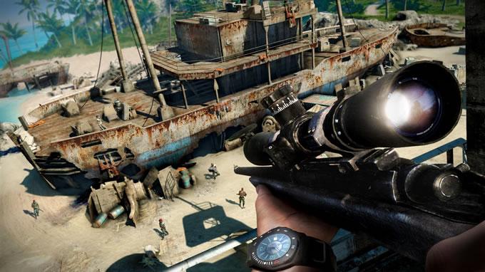 Far Cry 4 truco conseguir dinero y XP
