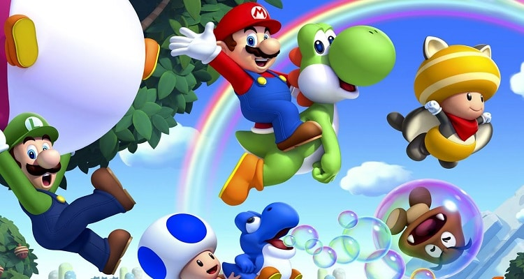New Super Mario Bros. U destacada