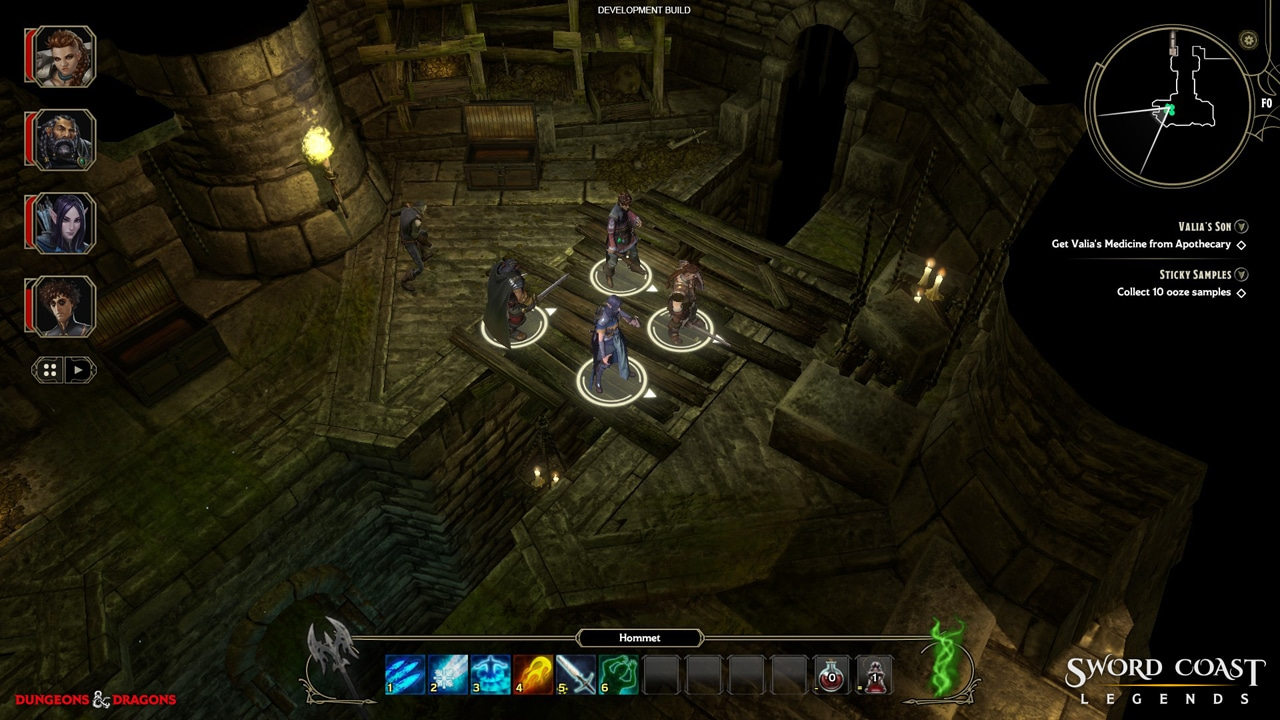 Sword Coast Legends Galeria 2