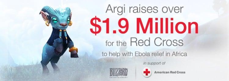 world of warcraft argi ebola