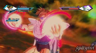 xenoverse analisis guiltybit combate