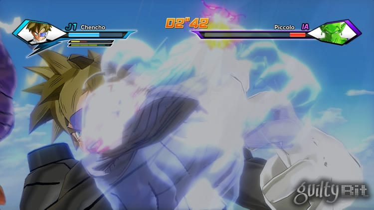 xenoverse analisis guiltybit ppiccolo