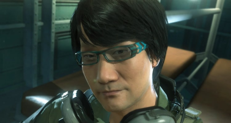 Kojima en Ground Zeroes