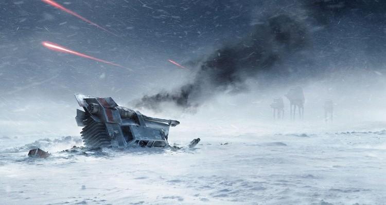 Star Wars: Battlefront enseñará un trailer el 17 de abril