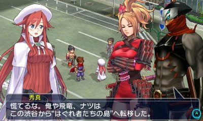 project x zone 2 gameplay 11
