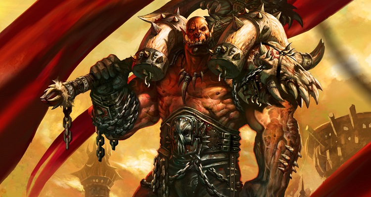 Warcraft Garrosh