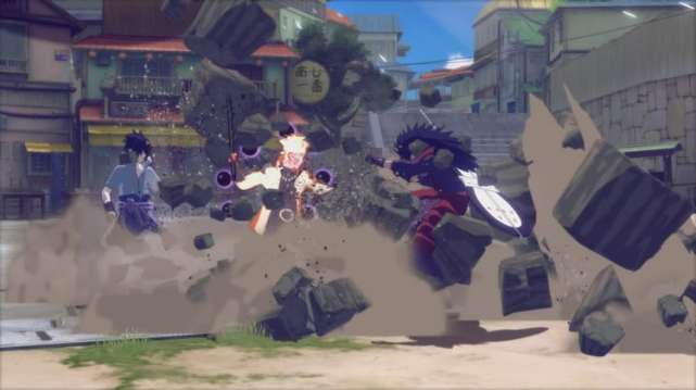 naruto shippuden ultimate ninja storm 4 japan expo 13