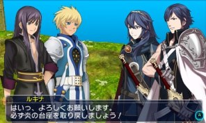 Project X Zone 2 personajes (3)