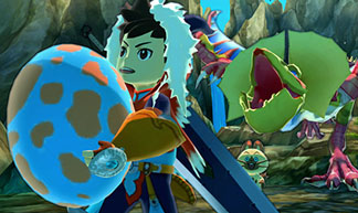 monster hunter stories 5