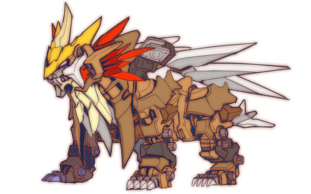pokemon zoid 3