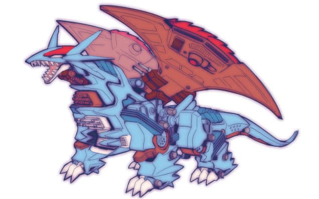 pokemon zoid 8