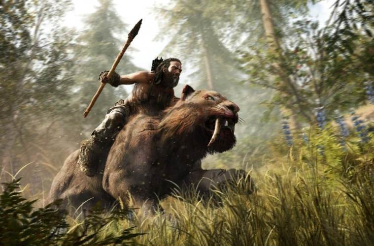 Far Cry Primal muestra el trailer y gameplay del Beast Master