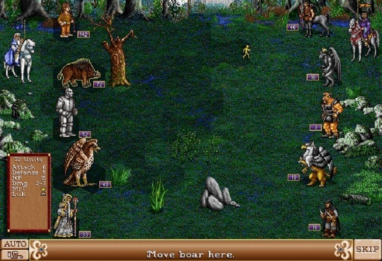Heroes of Might and Magic - Historia de una saga