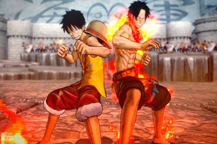 One Piece Burning Blood nuevo tráiler