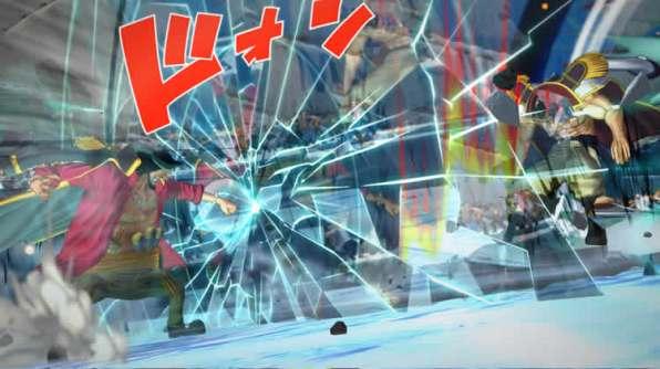 One Piece Burning Blood muestra a Kurohige usando el poder de Shirohige
