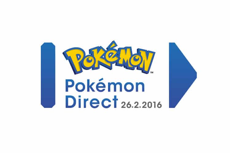 Pokémon Direct anunciado para el próximo viernes