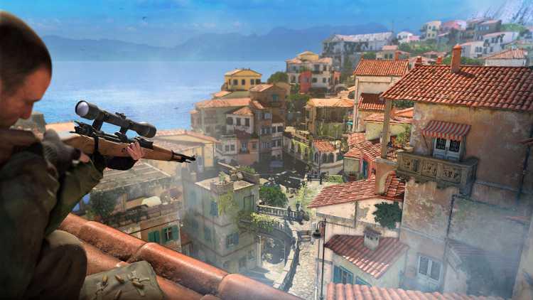 Sniper Elite 4 anunciado, con fecha de lanzamiento prevista para 2016