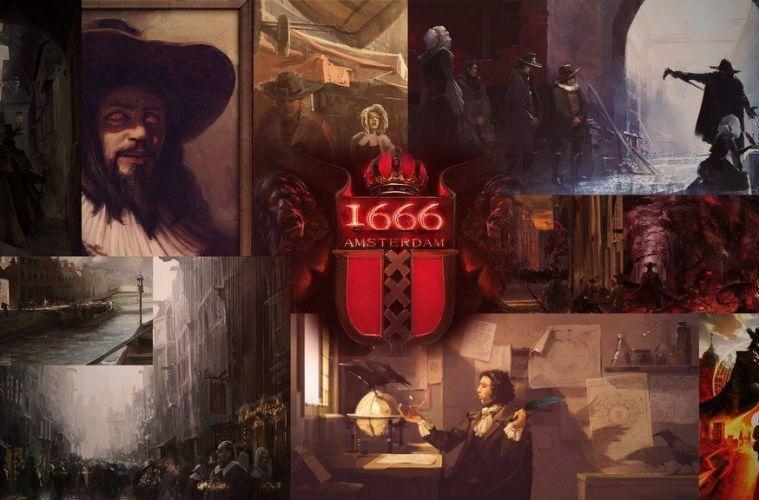 1666: Amsterdam, gameplay y presentación del título