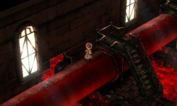 guia bravely second gatomante acueducto antiguo