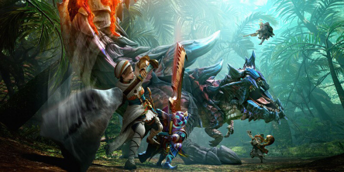 Monster Hunter Generations, nuevo tráiler y novedades