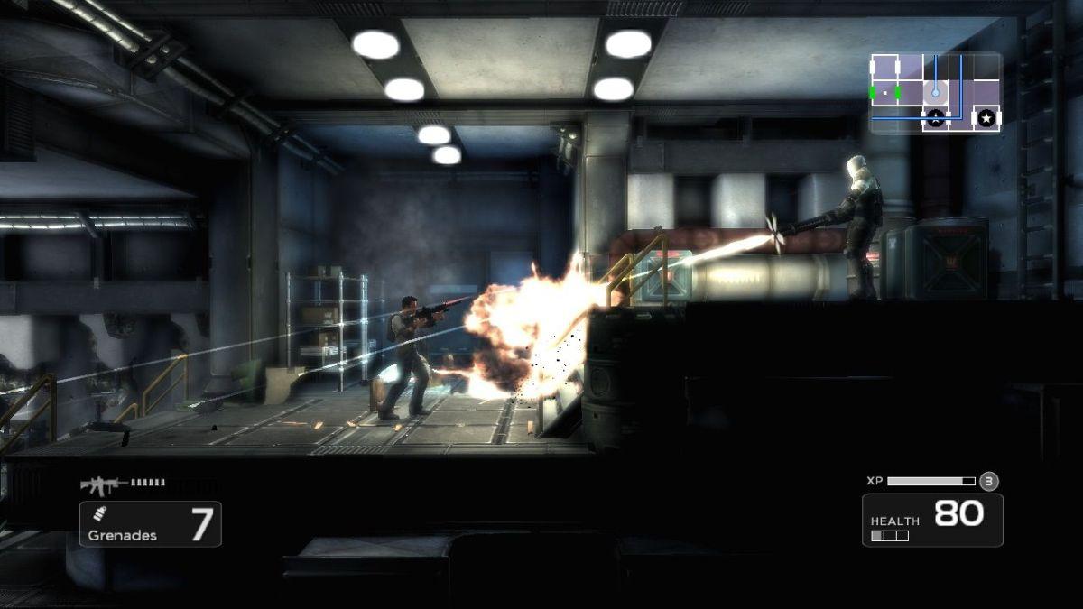 Shadow Complex Remasterizado llegará a PS4 en mayo