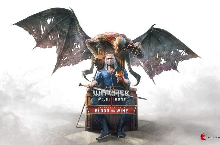 The Witcher 3 DLC, se revela su portada
